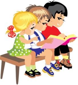 immagine con dei bambini